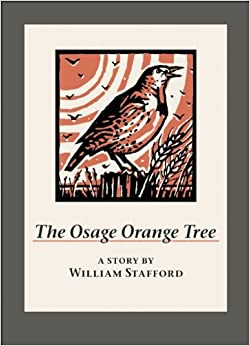 """the plot theme and imagery of the osage orange tree a story by william stafford Small group activity for """"the osage orange tree"""" by william stafford: does the narrator approve or disapprove of evangeline's decision to use her dress money to buy newspapers from himhow does his opinion of her relate to the theme of the story 1 what does the narrator do once he realizes evangeline isn't at graduation on p 5."""