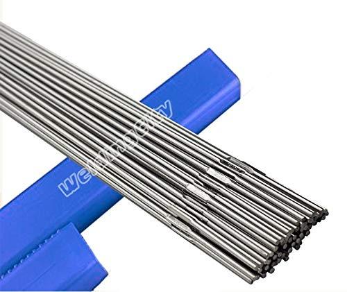 (WeldingCity 5-Lb ER4043 Aluminum 4043 TIG Welding Rods 3/32