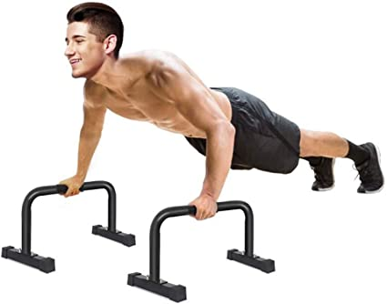 Barres parall/èles Barres Pull UP Dip Power Station Tour Multifonctions Home Gym appareils de Musculation Push Up Stands Sit-ups portantes 880 Lbs