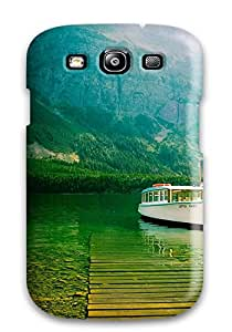 Hot New Glacier National Park Case Cover For Galaxy S3 With Perfect Design
