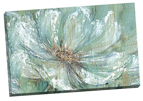 Portfolio Canvas Decor Teal Splash by Carson Large Canvas Wall Art, 24 x 36