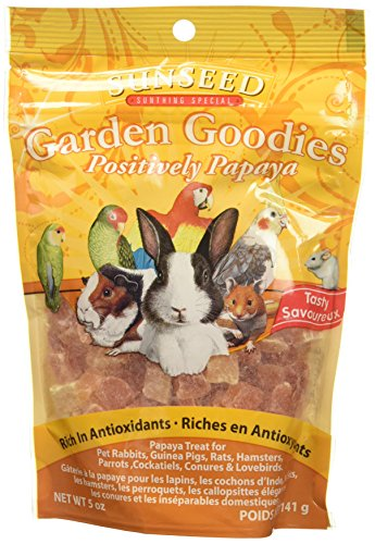 (Garden Goodies Positively Papaya Food 5 oz)