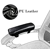 M-ELEGANT Chair Armrest Pads 2Pc Memory Foam