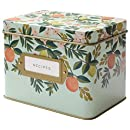 Rifle Paper Co. Recipe Box - Citrus Floral