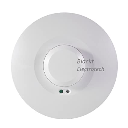 Blackt electrotech microwaveradar sensor light switch occupancy blackt electrotech microwaveradar sensor light switch occupancy body motion detector 18 months warranty mozeypictures Gallery