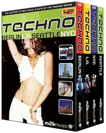 Techno Mega Pack [USA] [DVD]: Amazon.es: Techno Mega Pack: Cine y ...