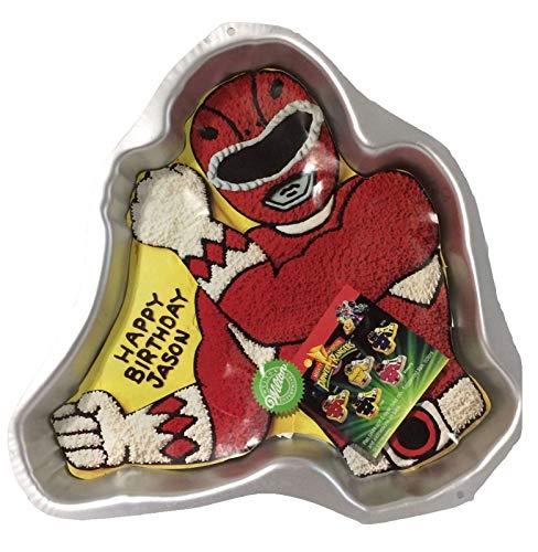 Wilton Power Rangers Cake Pan]()