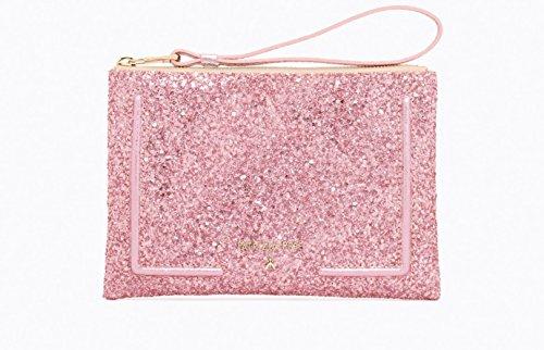 Rosa Pochette Patrizia Patrizia Pepe Glitterata in Glitterata in Pelle Rosa Pepe Pochette Pelle TUCTqZgw