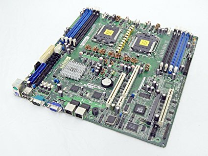ASUS KFN4-DRE/RS161 NVIDIA nForce Professional 2200 Dual AMD Socket-F (1207) OPTERON DDR2 Extended ATX Server Motherboard with Onboard Video/Dual BROADCOM GIGALAN