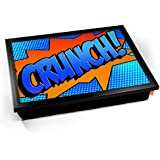 CRUNCH Comic SFX Lap Tray by KICO