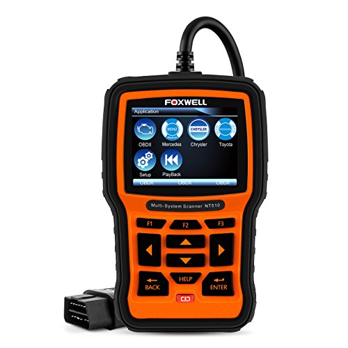 FOXWELL Full System Diagnostic Electronic Transmission product image