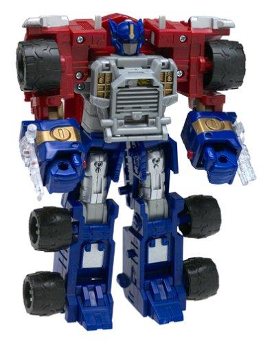 "Transformers: Optimus Prime ""Super Base"" Action Figure"