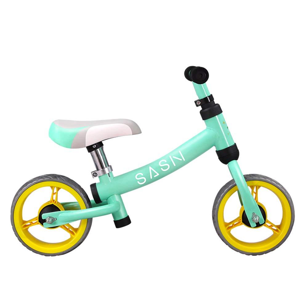 子供用自転車、バランス自転車、シートは上下に調整できます、簡単取り付,けいえ塗料の安全性と環境保護はありません、車両重量は3KG、長さは66cm   B07JBWD6SK