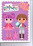 lalaloopsy coloring book - Lalaloopsy Giant Coloring & Activity Book ~ Once Upon a Time, Sew Magical! Sew Cute!