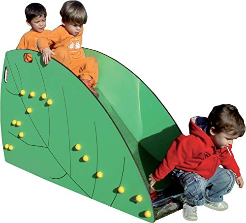 Kidunivers Slide Licensed Mini Ecolo Green For Toddlers Aged 1to 6Years