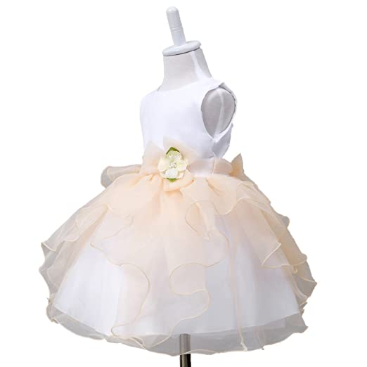 6a24572f8d59 Amazon.com  Kids Showtime Baby 0-24M Occasion Party Prom Christening ...