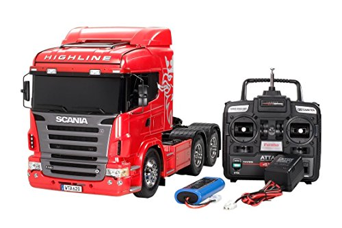 Wall Inlet Frame - Ta-miya TAMIYA Big Truck Series No.22 Scania R620 6×4 High Line Full Operation Model