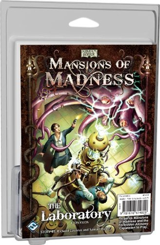 Mansions of Madness: The Laboratory Expansion