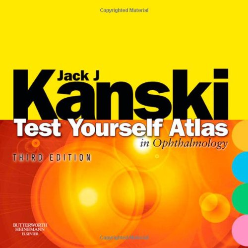 Test Yourself Atlas in Ophthalmology, 3e
