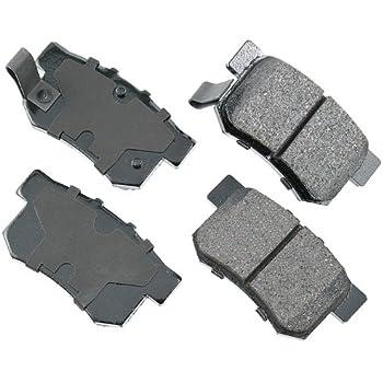 Bosch BC537 QuietCast Premium Disc Brake Pad Set