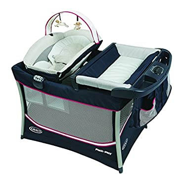 Graco Pack 'n Play Playard Everest with Removable Bassinet & Changing Station (1946902)