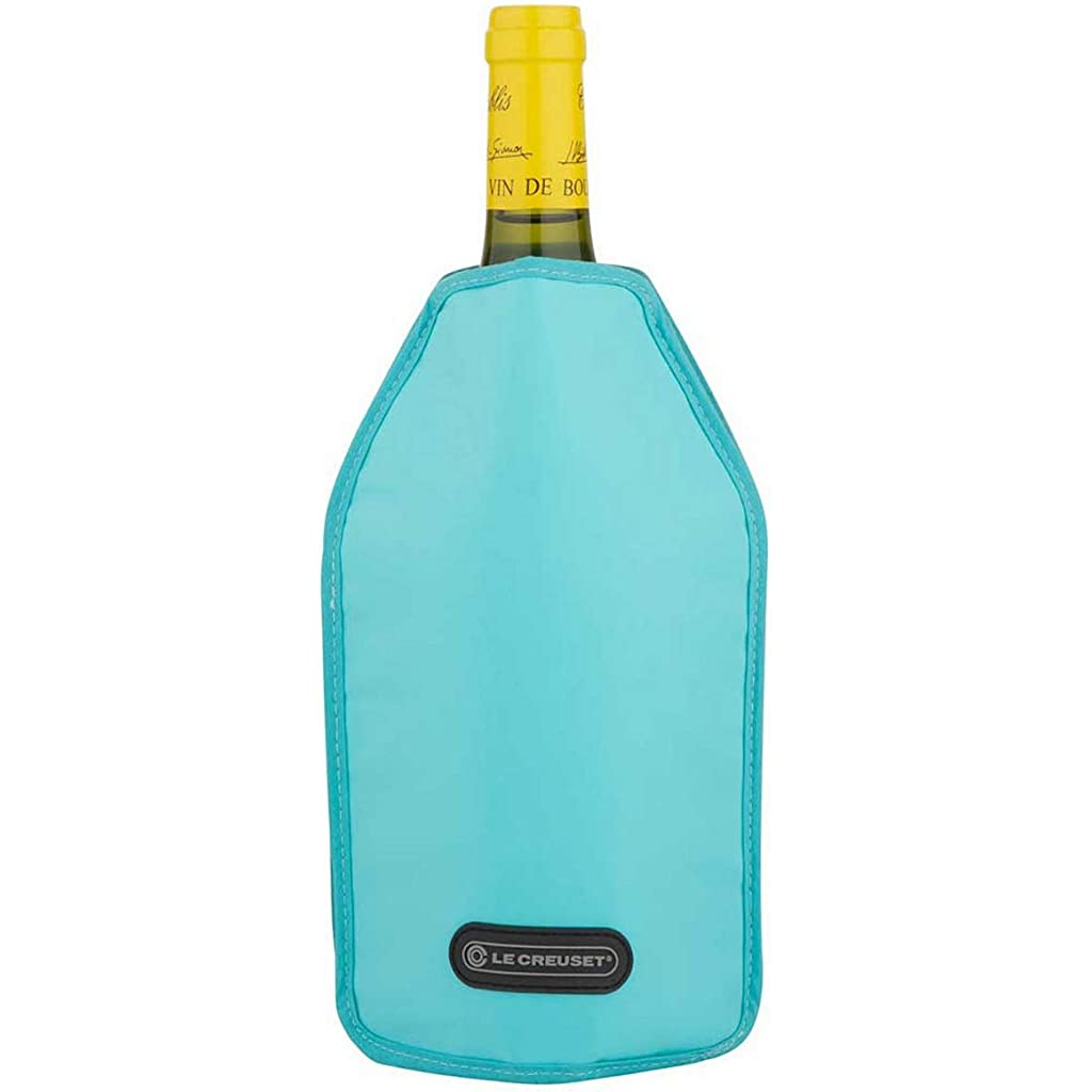 Le Creuset Wine Accessories Teal Cooler Sleeve