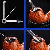 roygra Tobacco Smoking Pipe Accessories 61 pcs