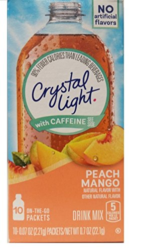 crystal light peach - 9