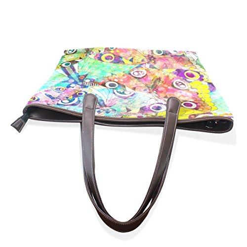 porter à l'épaule Multicolore à TIZORAX femme Sac pour z4xUwqI6