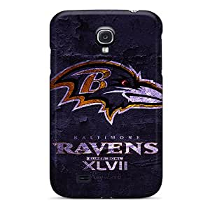 For Galaxy S4 Protector Cases Baltimore Ravens Phone Covers