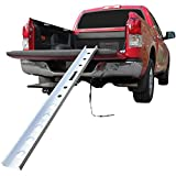 Black Widow Rage Powersports DB-7606 76'' Single Aluminum Off-Road Motocross Loading Ramp
