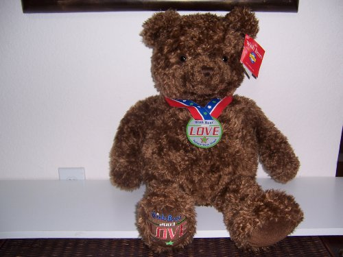 """2003 """"Love"""" Wish Bear Collectible Teddy Bear for sale  Delivered anywhere in USA"""