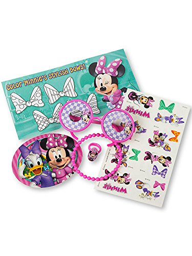 Minnie Bow-tique Favor Set -