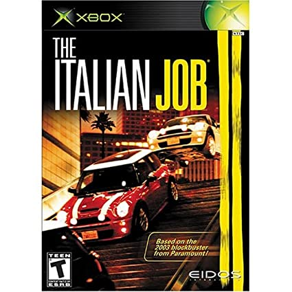 Image result for The Italian Job xbox360 mini coopers