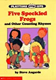 Five Speckled Frogs, Steve Augarde, 0590880241