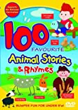100 Favourite Animal Songs And Rhymes [DVD]