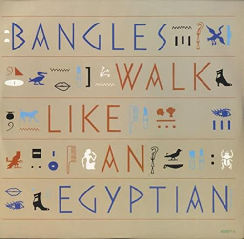 The Bangles - Walk Like An Egyptian (The Best Of) - Zortam Music