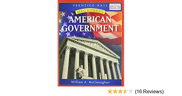 Amazon magruders american government student edition 2006c amazon magruders american government student edition 2006c 9780131335776 prentice hall books fandeluxe Image collections