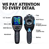 IR Thermal Imaging Camera ITC629 Handheld Thermal