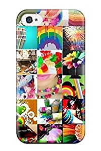 TYH - Cleora S. Shelton's Shop AnnaSanders Premium Protective Hard Case For Iphone 6 plus 5.5- Nice Design - Fantastic Colourful Glitter Bright Collage phone case