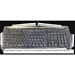 Keyboard Cover for Logitech G510 / G510s Gaming Board Keyboard - 545G141
