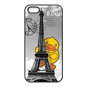 RMGT Eiffel Tower Lovely B.Duck fashion cell phone case for iPhone ipod touch4