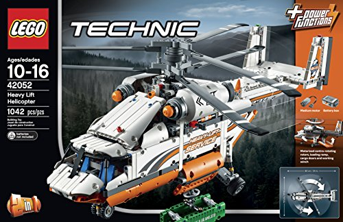 lego technic 42052 heavy lift helicopter best deals toys. Black Bedroom Furniture Sets. Home Design Ideas