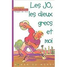 J.O., les dieux grecs et moi (Les)
