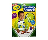 Crayola Art Smock for Kids, Painting Supplies, Ages 3, 4, 5, 6
