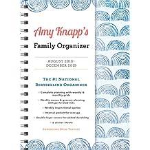 2019 Amy Knapp Family Organizer: August 2018-December 2019