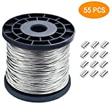 1/16 Wire Rope, 304 Stainless Steel Wire Cable