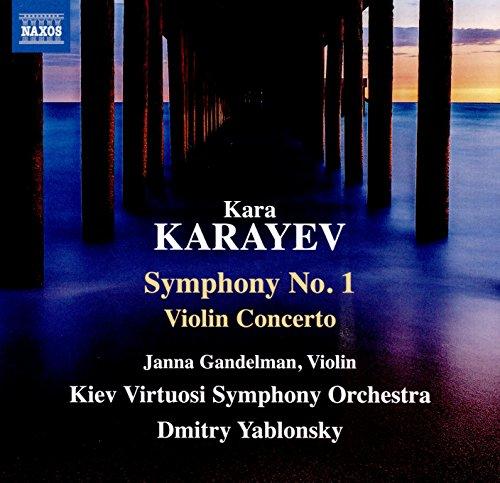 Resultado de imagen de kara karayev symphony 1