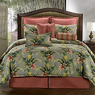 product image for Victor Mill Polly Island King Throw Bedspread 120W x 120L