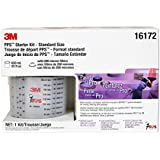 3M 16172 PPS Starter Kit, (Pack of 6) (Standard Size 22 fl. oz. 6-Pack Lid and Liner, 1 Cup and Collar with 200 Micron Filters)